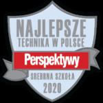 TYTUŁ SREBRNEJ SZKOŁY 2020